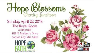 Hope Blossoms Charity Luncheon - Video