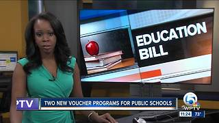 Florida Legislature approves vouchers for bullied students - Video
