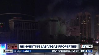 Properties on north end of Las Vegas Strip are getting a makeover
