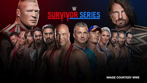 WWE 2017 Survivor Series PPV predictions