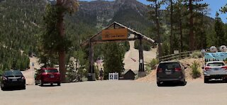 Lee Canyon opens for first ever spring season