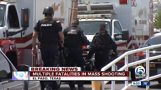 Multiple people have been killed in a shooting in El Paso, Texas