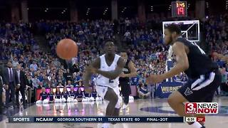 Creighton Upsets Villanova - Video