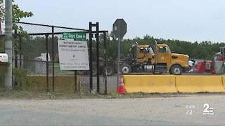 Baltimore Co. begins renewable energy project at White Marsh landfill