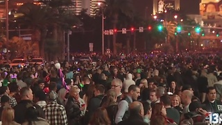 City leaders talk about security on New Year's Eve - Video