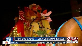 New book about Tulsa Christmas Parade