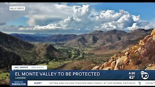 County board agrees to buy land in El Monte Valley