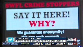 Cracking the Case: It's never too late