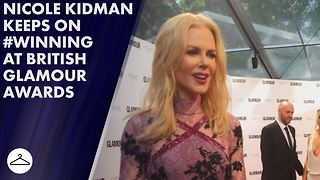Nicole Kidman has a message for middle aged women - Video