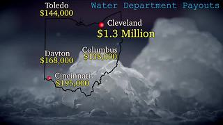 Cleveland Water has paid out more than $1 million in negligence claims since 2014 - Video
