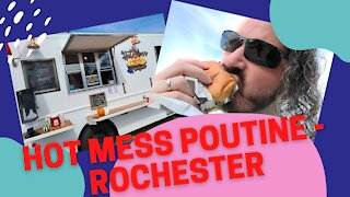Hot Mess Poutine, A Most Excellent Food Truck Stop