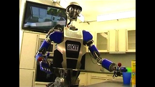 Armar III - New Humanoid Robot - Video