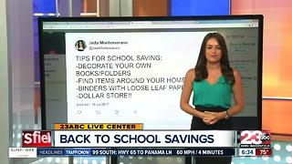 Ways to save on back-to-school shopping - Video