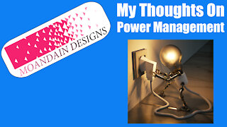 Power Management and Why It is Important.