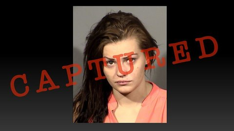 Krystal Whipple arrested in Arizona