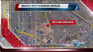 New GEICO location will bring hundreds of jobs - Video