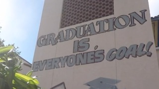 Graduation rates up in Palm Beach County schools - Video