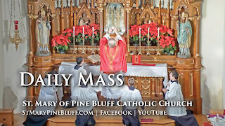 Holy Mass for Friday, Feb. 5, 2021