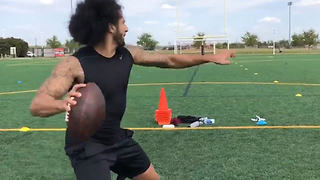 Colin Kaepernick Is Getting READY for NFL Comeback! - Video