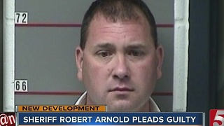 Robert Arnold Pleads Guilty To Corruption Charges - Video