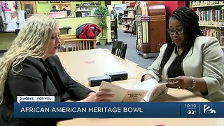 Tulsa Library Features 1921 Race Massacre In Annual African American Heritage Bowl
