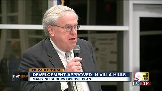 Controversial Villa Hills deal will move forward - Video