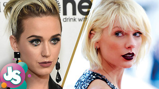 Katy Perry Just STOLE One of Taylor Swift's Squad Members!!  JS - Video
