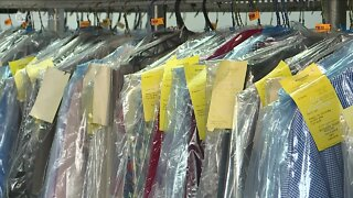 Dry cleaning industry hit hard by COVID-19, work-from-home policies