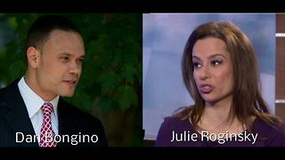 Conservative Dan Bongino Debates Liberal ObamaCare Defender Julie Roginsky - Video