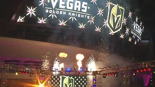 Welcome the Vegas Golden Knights - Video