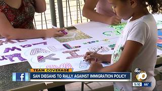 Activists to protest family separation - Video