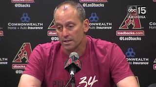 Diamondbacks respond to Dodgers manager's guarantee - ABC15 Sports - Video