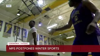 Milwaukee Public Schools suspends winter sports indefinitely