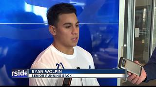 Ryan Wolpin looking to shine in Vegas - Video