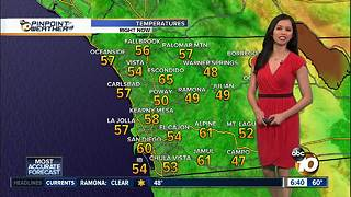 10News Pinpoint Weather for Sat. May 5, 2018 - Video