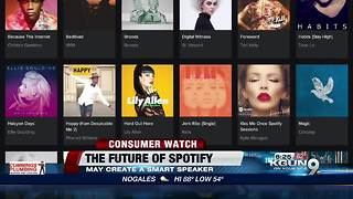 Spotify unveils new features at press event