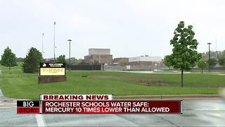 Rochester Officials: Mercury not detected, water is safe - Video