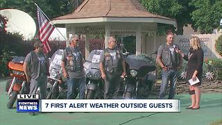 Weather Guests 07/25 - 5:30pm - Video