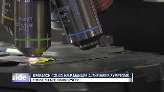New research at Boise State on Alzheimer's Disease