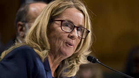 Blasey Ford's Lawyers: FBI Not Interviewing Her Is 'Inconceivable'