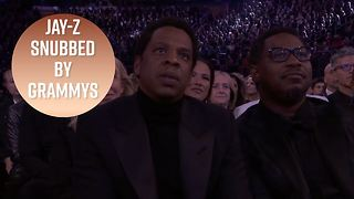 Should Jay-Z boycott the Grammys again? - Video