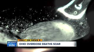 Deaths spike nearly 40 percent in Buckeye State - Video