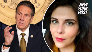 Reporter details 'uncomfortable' encounters with Gov. Cuomo
