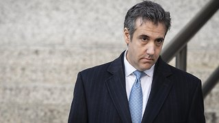 Michael Cohen Postpones House Testimony Due To 'Ongoing Threats'