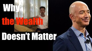 Why the Wealth Gap Exists + Why it Matters Not