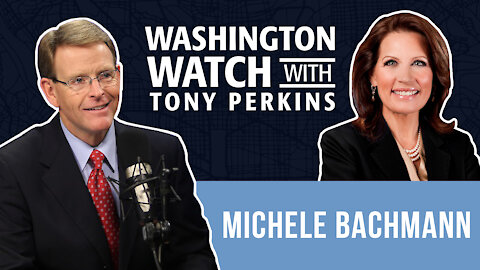Michele Bachmann Talks about her Four-Hour Lockdown in the Capitol & What It Led Her to Pray