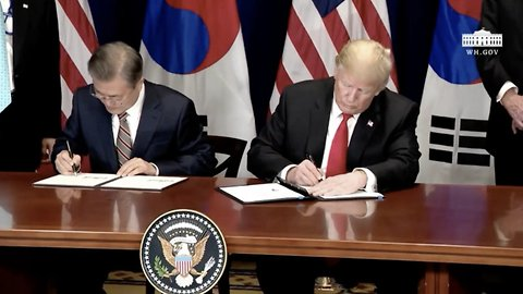 New Trade Deal Will Let More American Cars Into South Korea