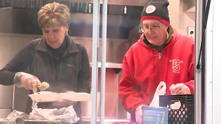 Winter Night Watch continues to feed homeless