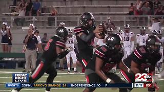 23FNL Week 3: Central v. Liberty - Video