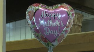 Families celebrate at brunch this Mother's Day